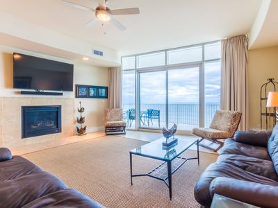 Newly Updated Turquoise Resort Unit! Gorgeous with Amazing Beach Views!!