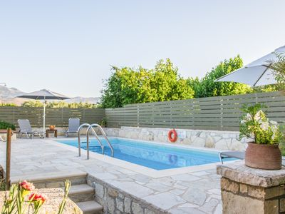 Photo for Cretan Villa Rouga with private pool by the host ®