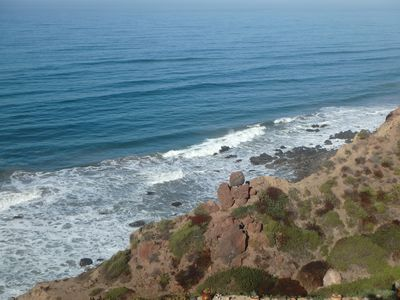 Photo for MAGNIFICENT 3 BED/2 BATH BEACH FRONT OASIS 18 MILES SOUTH OF ROSARITO