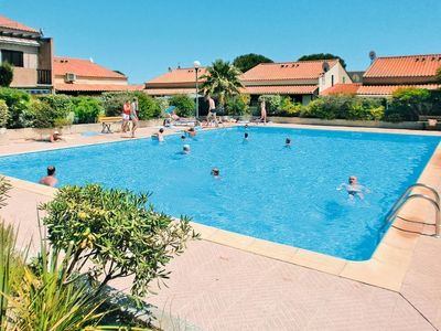 Photo for Gruissan Holiday Home, Sleeps 4 with Pool and WiFi