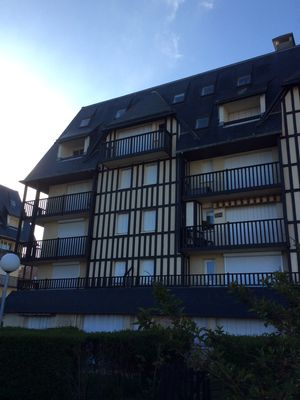 Photo for Apartment sea view. Near Deauville, Houlgate, Cabourg