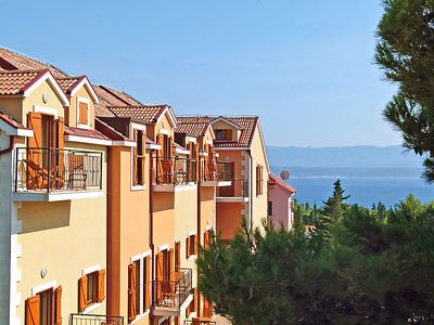 Photo for One bedroom Apartment, sleeps 6 in Bol with Air Con and WiFi