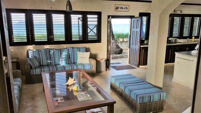 Exclusive Ground floor 1 bed apartment Beach Front