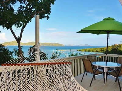 Photo for 2BR Cottage Vacation Rental in CORAL BAY, ST JOHN, VI