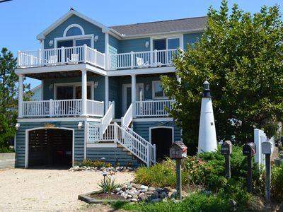 Photo for Oceanfront - Great Location - Great House - Fenwick Island DElight