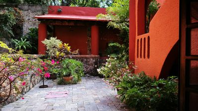 Photo for BEAUTIFUL COUNTRY HOME IN A XVII CENTURY HACIENDA