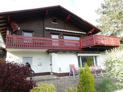 Photo for Holiday park Hohenbogen house 17 ground floor