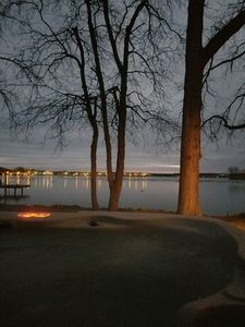 Photo for 100 feet of level lakefront on 1/2 acre on Canandaigua  Lake, private 4 BR/3BA