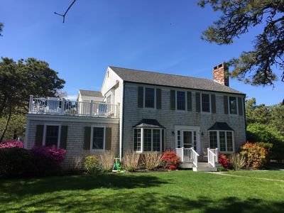 Photo for Picturesque 4 bedroom- Bike to Edgartown and South Beach.