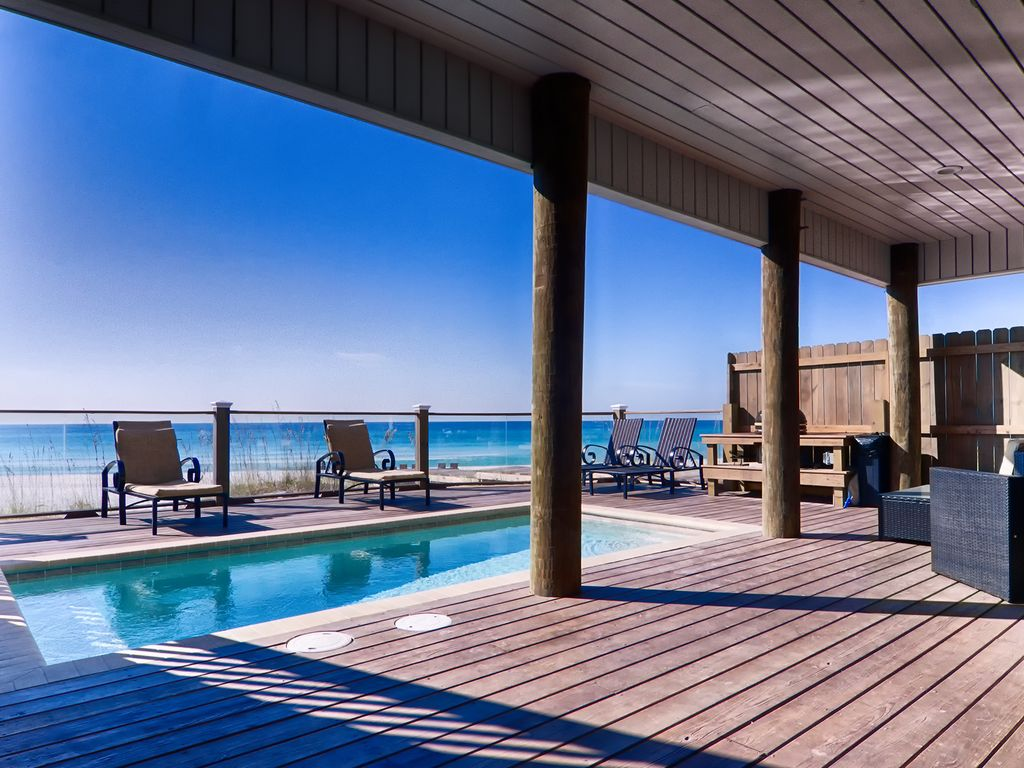 Private Beach House Rentals In Florida Panhandle