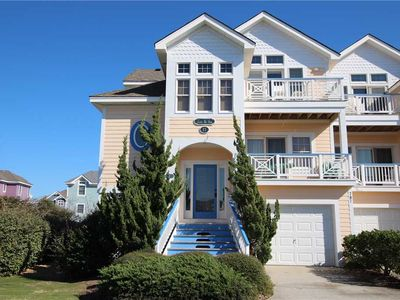 Photo for #BU1B: OCEANSIDE Home in Corolla w/HotTub, RecRm & Community Pool