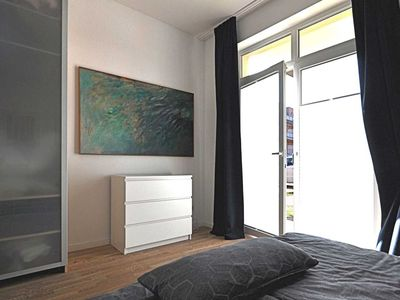 Photo for Apartment at the Westhafen - Apartment at the Westhafen