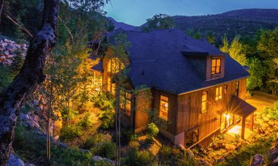 Photo for Exquisite Home w/ Expansive Deck, Free WiFi, Jetted Tubs & Excellent Views