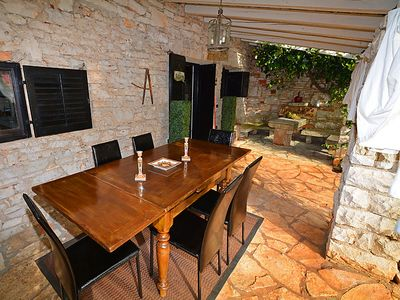 Photo for Vacation home Moira in Umag - 8 persons, 4 bedrooms