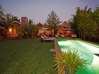 Photo for Santa Barbara Stunning Craftsman Family Home with Private Pool-