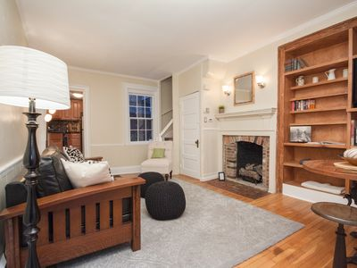 Photo for Charming Home on Walking Street Close To Convention Center & Independence Hall