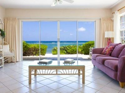 Photo for Gorgeous Detached Sandy Beachfront Villa,  Azure Breeze #5