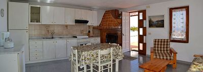 Photo for 2 bedroom Villa, sleeps 5 in Barano d'Ischia with Air Con and WiFi