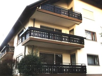 Photo for Holiday apartment Badenweiler for 2 - 3 persons with 1 bedroom - Holiday apartment in one or multi-f