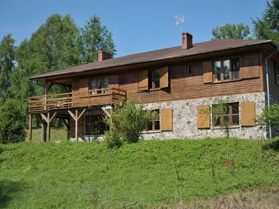 Photo for Holiday house Wierzchucino k Leborka for 1 - 14 persons with 6 bedrooms - Holiday home