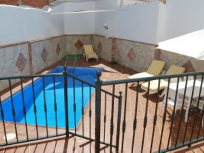 Photo for AP257 Wonderful ground floor apartment, with private pool