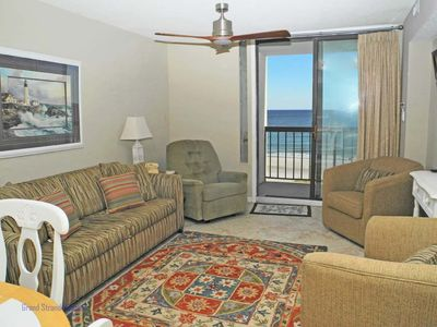 Photo for Waterpointe II 505! Oceanfront 3 Bedroom! Book now for best rates!