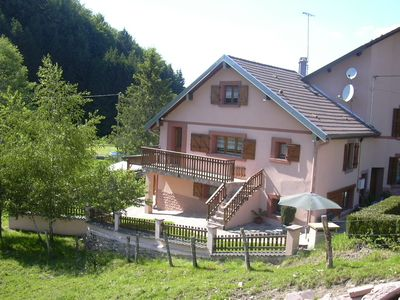 Photo for gite neuf 3 stars 15 minutes from gerardmer.
