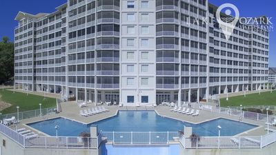 Photo for 9th Floor at the Towers! Amazing Views, Indoor & Outdoor Pools, Free Wi-Fi