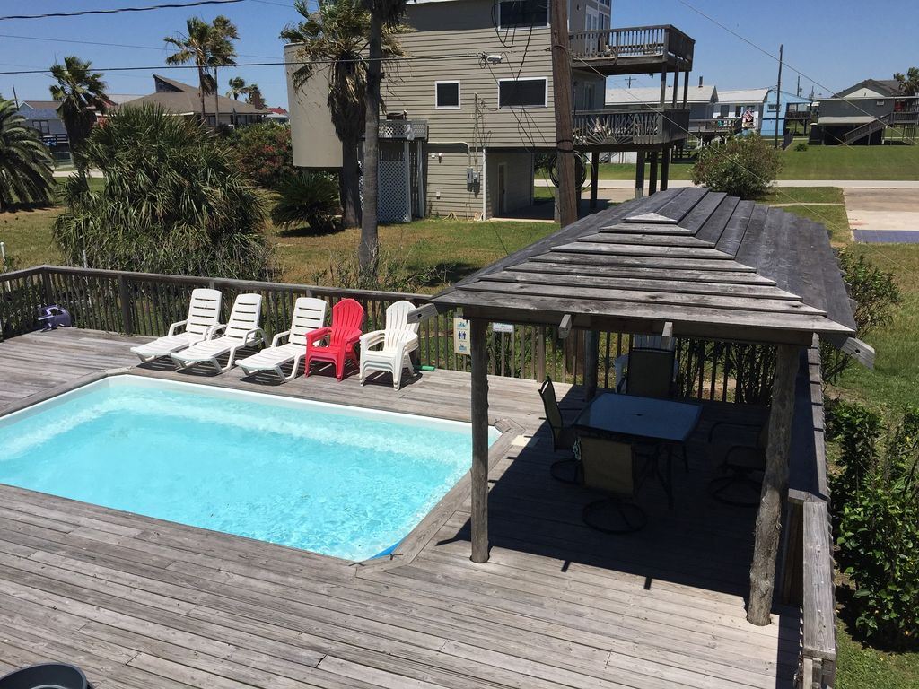Brilliant Back To School Special 250 Night 2 Nt Minimum Private Pool Galveston Home Interior And Landscaping Elinuenasavecom