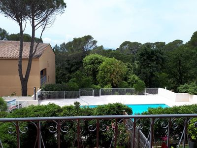 Photo for Apartment 4 places Saint-Raphael Valescure TENNIS POOL near golf courses