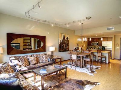 Photo for H306A by Pioneer Ridge: Downtown Luxury Condo ~ Walk to Howelsen Hill