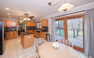 Photo for SW Mi Getaway w/Hot Tub - Close to Lake Mi Beaches, Golf, Breweries & Wine Tours