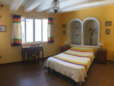 Photo for Double room with private bathroom and terrace / double bedroom whit private badroom