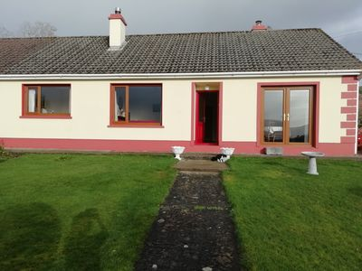 Photo for House over looking kerry mountains.