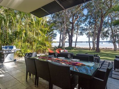 Photo for 'Ambience on the Waterfront', 14 Danalene Parade - prestige property, air conditioned