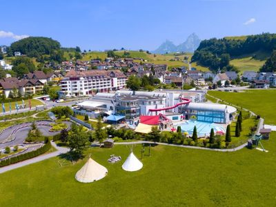 Photo for Apartment Swiss Holiday Park in Morschach - 4 persons, 1 bedrooms