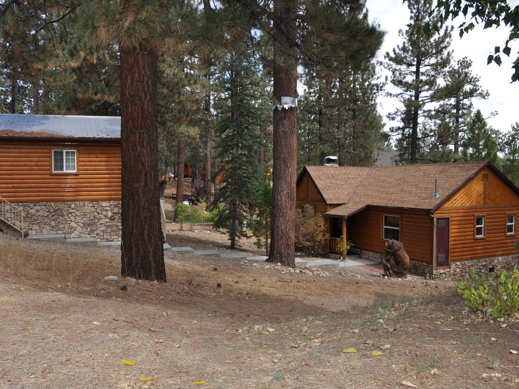Top rate big bear cabin big bear lake big bear area big for Big bear cabins california