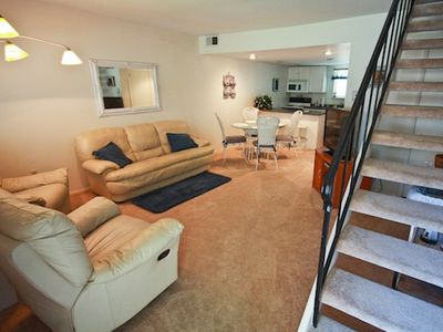 Photo for North Ocean City Townhouse.  Short Walk To Beac.  Sorry, No Sr. Week Rentals