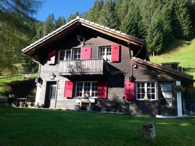 Photo for Apartment Summerhüsi in Adelboden - 4 persons, 2 bedrooms