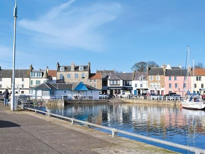 Photo for 3BR Cottage Vacation Rental in Anstruther, Fife