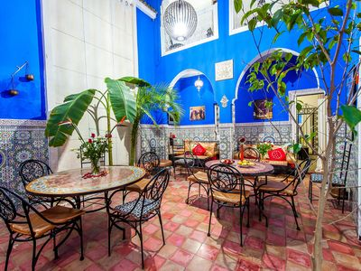 Photo for Lovely Riad for 12 people in Marrakesh