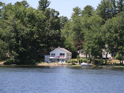 Photo for Adorable Lakefront Home! Relax At The Lake Only An Hour From Boston! New Listing