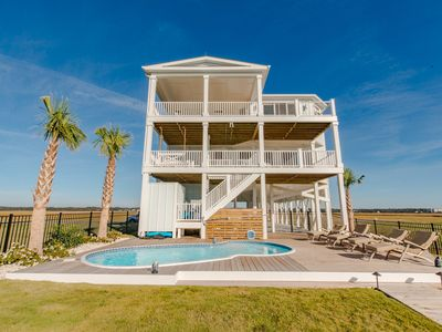 Photo for 4BR House Vacation Rental in Sunset Beach, North Carolina