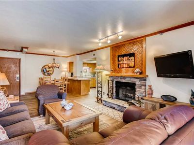 Photo for Main Street Condo Walk to Town Lift Free Town Shuttle to Deer Valley and Canyon's Base