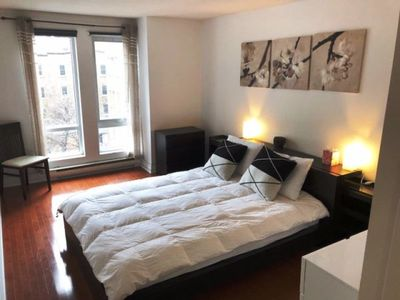 Photo for #208 Bright, Open Cocept APT in Montreal Downtown West