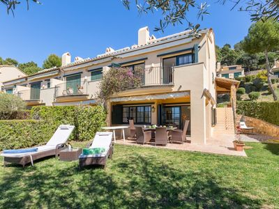 Photo for *** LLAFRANC VILLA *** 4 Bedroom Villa, Pool, Tennis court, 500m from the beach