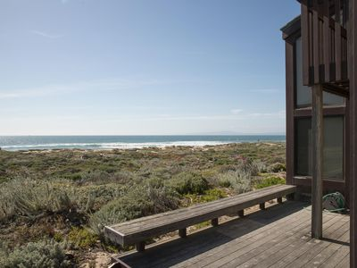 Photo for Monterey Dunes Beachfront...Take a moment...look to the West to see the most incredible Pacific Ocean.  One week---two weeks, just take time to enjoy your life.  This beautiful home is perfect for your get away.