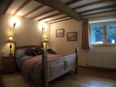 Photo for 5*Gold One bed near Ludlow, The Granary