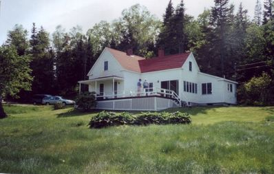 Photo for Water Front Heaven Little Deer Isle, 3 BR/2 Full BA