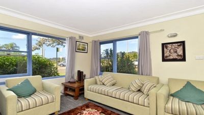 Photo for ETTALONG WATERFRONT APARTMENT 1